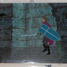 Sleeping Beauty Production Cel - ID:marsleeping2782 Walt Disney