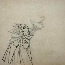 Sleeping Beauty Production Drawing - ID:marsleeping3572 Walt Disney
