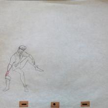 Sleeping Beauty Production Drawing - ID:marsleeping3577 Walt Disney