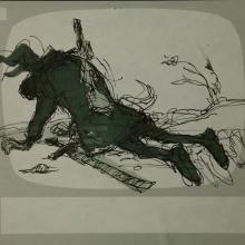 Wizards Storyboard Panel - ID:marwizards2873 Ralph Bakshi