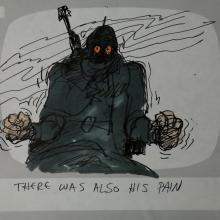 Wizards Storyboard Panel - ID:marwizards2877 Ralph Bakshi