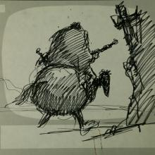 Wizards Storyboard Panel - ID:marwizards2879 Ralph Bakshi