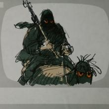 Wizards Storyboard Panel - ID:marwizards2881 Ralph Bakshi
