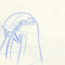Mulan Production Drawing - ID:decmulan6662 Walt Disney
