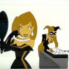 Batman the Animated Series Production Cel - ID: janbatmanb9 Warner Bros.