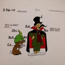 Dirty Dawg Model Cel - ID: jandirtydawg2547 Hanna Barbera