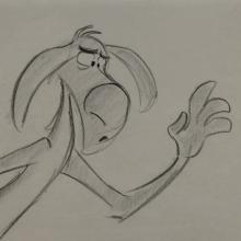 Mulan Storyboard Drawing - ID: janmulan2443 Walt Disney