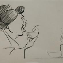 Mulan Storyboard Drawing - ID: janmulan2453 Walt Disney