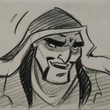 Mulan Storyboard Drawing - ID: janmulan2459 Walt Disney