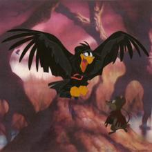 The Secret of NIMH Production Cel - ID: jannimh2805 Don Bluth