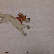 Oliver and Company Production Cel - ID: janoliver2799 Walt Disney