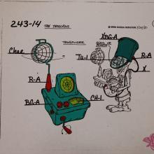 Trollkins Model Cel - ID: jantrollkins2565 Hanna Barbera