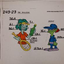 Trollkins Model Cel - ID: jantrollkins2568 Hanna Barbera