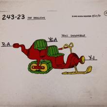 Trollkins Model Cel - ID: jantrollkins2569 Hanna Barbera