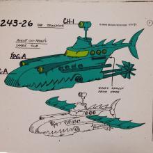 Trollkins Model Cel - ID: jantrollkins2572 Hanna Barbera