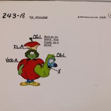 Trollkins Model Cel - ID: jantrollkins2587 Hanna Barbera