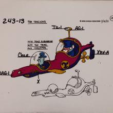 Trollkins Model Cel - ID: jantrollkins2588 Hanna Barbera
