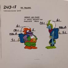 Trollkins Model Cel - ID: jantrollkins2589 Hanna Barbera