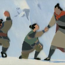Mulan Background Concept - ID:julymulan5178 Walt Disney