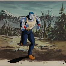 X-Men Colossus Production Cel - ID:octxmen0399 Marvel