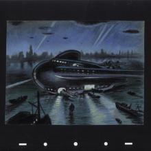 Victory Through Air Power Concept Drawing - ID: junairpower17129 Walt Disney