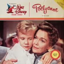 Pollyanna Laser Disc Cover Printer's Proof - ID: novdisney17643 Walt Disney