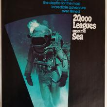 20,000 Leagues Poster - ID: novleagues17215 Walt Disney