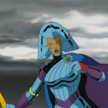 X-Men Cel and Background - ID: octxmen17248 Marvel