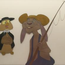 The Rescuers Production Cel - ID: novrescuers18231 Walt Disney