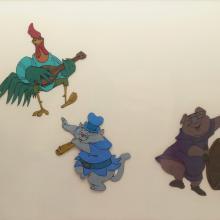 Robin Hood Production Cel - ID: novrobinhood18232 Walt Disney