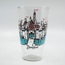 Sleeping Beauty Castle Drinking Glass - ID: octdisneyana18532 Disneyana