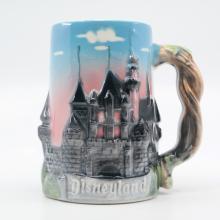 Disneyland Sleeping Beauty Castle 3-D Mug - ID: octdisneyana18608 Disneyana