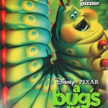 A Bug's Life One Sheet Poster - ID: augbugslife19032 Pixar
