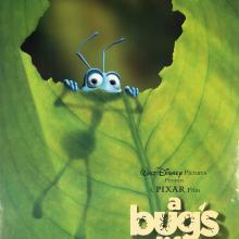 A Bug's Life One Sheet Poster - ID: augbugslife19033 Pixar
