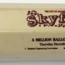 Skyfest Commemorative Flashlight & Fan - ID: augdisneyana19130 Disneyana