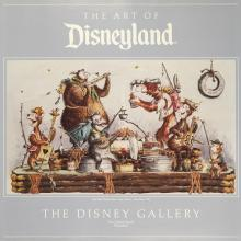Bear Band Vacation Show Disney Gallery Poster - ID: augdisneyland19392 Disneyana