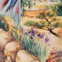 EPCOT International Flower & Garden Festival Poster - ID: augepcot19225 Disneyana