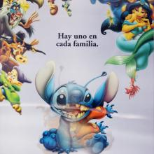 Lilo and Stitch Spanish Lenticular One Sheet Poster - ID: auglilo19178 Walt Disney