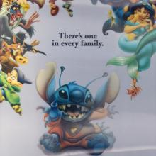 Lilo and Stitch Lenticular One Sheet Poster - ID: auglilo19179 Walt Disney