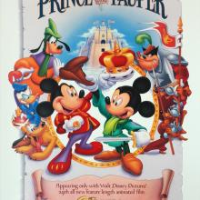 Prince and the Pauper Poster - ID: augpauper19198 Walt Disney