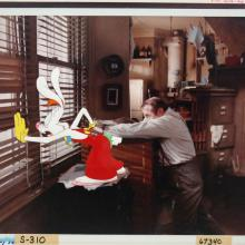 Roger Rabbit Production Cel - ID: augroger19510 Walt Disney