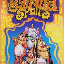 Banana Splits Poster - ID: augsplitsposter Hanna Barbera