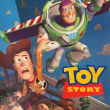 Toy Story One Sheet Poster - ID: augtoystory19190 Pixar
