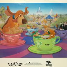 Disneyland 31st Birthday Poster - ID: jandisneyland19338 Disneyana