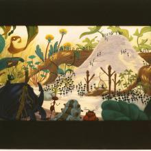 A Bug's Life Studio Used Concept Photograph - ID: octbugslife19173 Pixar