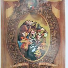 Country Bear Jamboree Disneyland Attraction Poster - ID: octdisneyland19384 Disneyana