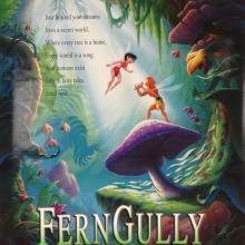 Fern Gully One-Sheet Poster - ID: octferngully19349 Fox