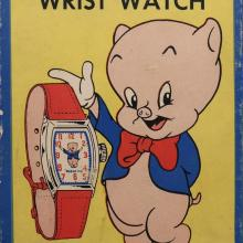 Porky Pig Watch - ID: octporky19340 Warner Bros.