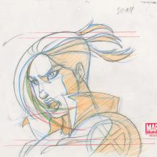 Wolverine and the X-Men Production Drawing - ID: MLG600006 Marvel