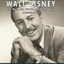 Hardcover Walt Disney: The Man Catalog - ID: auc0014hard Disneyana